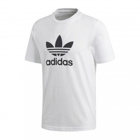 T-shirt Trefoil bianco