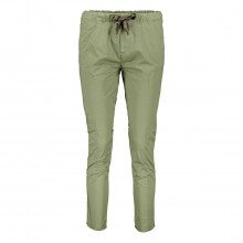 40weft 5219 Pantaloni In Popeline Relaxed Emma Donna Casual Donna