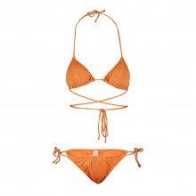 4giveness Fgcw0723 Bikini Triangolo E Slip Regolabile Donna Mare Donna