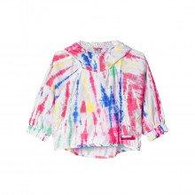 Adidas Ah8893 Giacca Stella Sport Tie-dye Donna Abbigliamento Training E Palestra Donna