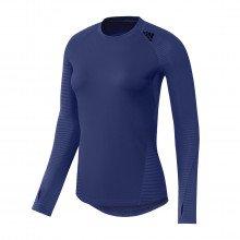 Adidas Ce0753 Maglia Alphaskin Tech Donna Abbigliamento Training E Palestra Donna
