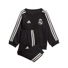 Adidas Cw8693 Tuta Real Madrid 3 Stripes Baby Squadre Calcio Baby