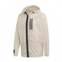 Adidas Dx9290 Giacca Windbreaker W.n.d. Parley Abbigliamento Training E Palestra Uomo