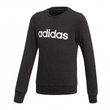 Adidas Eh6157 Felpa Girocollo Core Bambina Abbigliamento Training E Palestra Bambino