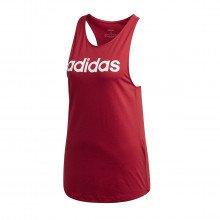 Adidas Ei0702 Canotta Essentials Linear Donna Abbigliamento Training E Palestra Donna