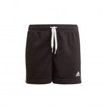 Adidas Gn4057 Short 3-stripes Bambina Abbigliamento Bambino