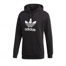 Adidas Originals Dt7964 Felpa Con Cappuccio Trefoil Sport Style Uomo