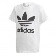 Adidas Originals Dv2904 T-shirt Trefoil Bambino Abbigliamento Bambino