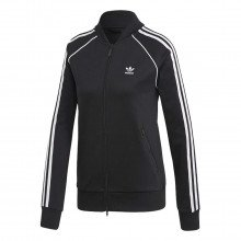 Adidas Originals Fm3288 Felpa Full Zip Superstar Track Donna Sport Style Donna