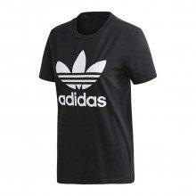 Adidas Originals Fm3311 T-shirt Trefoil Donna Sport Style Donna