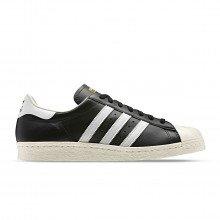 Adidas Originals G61069 Superstar 80s Nere Tutte Sneaker Uomo