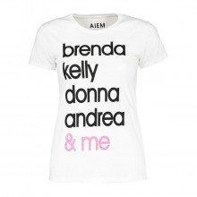 Aiem Brenda T Shirt Brenda Donna Casual Donna