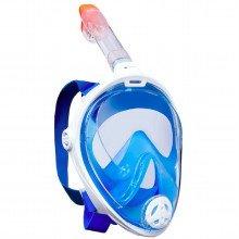 Aquasphere Sc24311 Full Face Snorkeling Mask Sistem Maschere E Pinne Subacquea Uomo