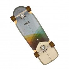 "Arbor Snowboards Abr Cruiser Foundation Oso 30"" Longboard Skateboarding Uomo"