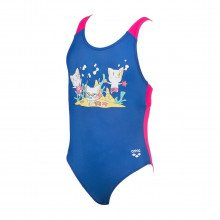 Arena 003597 Friends Kids Girl One Piece Costumi Piscina Baby