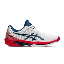 Asics 1041a182 Solution Speed Ff 2 Ac Scarpe Tennis Uomo