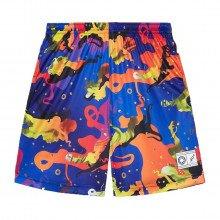 Australian Ocush0001 Short Ace Stampato Abbigliamento Tennis Uomo