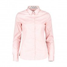 Barbour Bacam3265 Camicia In Popline Stretch  Hamlet Donna Casual Donna
