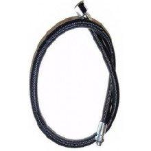 Best Divers Aex0315 Frusta Miflex 150cm 3/8 Nero Accessori Subacquea Unisex