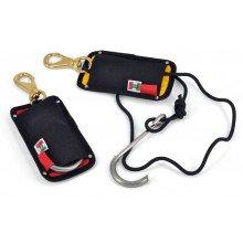 Best Divers Tk0127d Reef Hook Con Fodero Accessori Subacquea Unisex