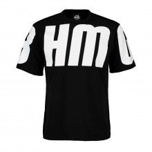 Bhmg 029045 T-shirt Big Logo Bhmg Casual Uomo