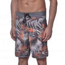 "Billabong W1bs09 Boardshort Habit Vice 19"" Mare Uomo"