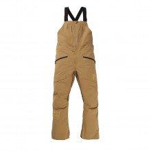 Burton 100241ai20 Salopette Ak Freebird Gore-tex C- Knit™ Abbigliamento Snowboard Uomo
