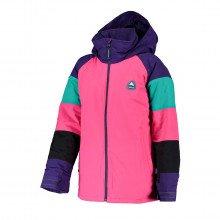 Burton 115701 Giacca Hart Bambina Abbigliamento Snowboard Bambino