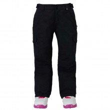 Burton 115831 Pantaloni Elite Cargo Bambina Abbigliamento Snowboard Bambino
