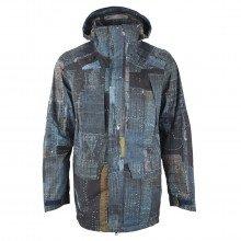 Burton 129771 Giacca 3l Prospect Abbigliamento Snowboard Uomo