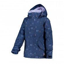 Burton 13045107 Giacca Elodie Bambina Abbigliamento Snowboard Bambino