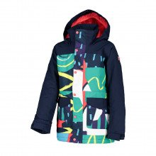Burton 150331 Giacca Elstar Parka Bambina Abbigliamento Snowboard Bambino