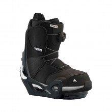 Burton 203201 Scarponi Zipline Boa® Con Attacchi Step On™ L Bambino Scarponi Snowboard Bambino