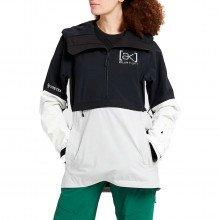 Burton 21283102 Giacca Ak Anorak Gore-tex 2l Kimmy Donna Abbigliamento Snowboard Donna
