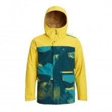 Burton 21477100 Giacca Covert Slim Abbigliamento Snowboard Uomo