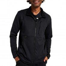 Burton 22034102 Felpa Full Zip Multipath Abbigliamento Snowboard Uomo