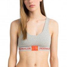 Calvin Klein Underwear 000qf4918e Bralette Monogram Donna Casual Donna