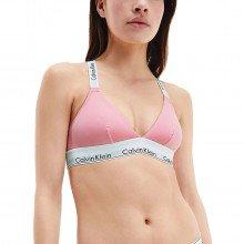 Calvin Klein Underwear 000qf5980e Reggiseno A Triangolo Incrociato Casual Donna