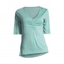 Casall 18182 T-shirt Gathered Donna Abbigliamento Training E Palestra Donna