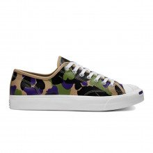 Converse 165963c Jack Purcell Archive Prints Leather Tutte Sneaker Uomo