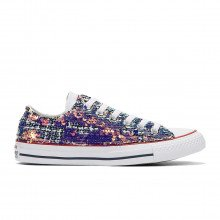Converse 167394c Chuck Taylor All Star Ox Sequins Donna Tutte Sneaker Donna