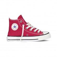 Converse 3j232 Chuck Taylor All Star Hi Rosse Bambino Tutte Sneaker Bambino