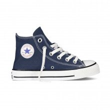 Converse 3j233 Chuck Taylor All Star Hi Blu Bambino Tutte Sneaker Bambino