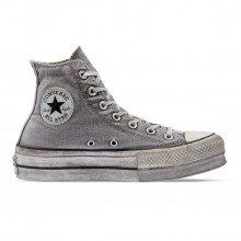 Converse 563113c Chuck Taylor All Star Platform Smoked Hi Donna Tutte Sneaker Donna