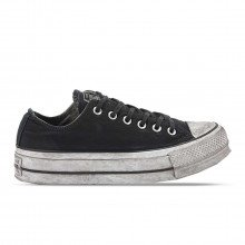 Converse 564528c Chuck Taylor All Star Lift Smoked Ox Tutte Sneaker Donna