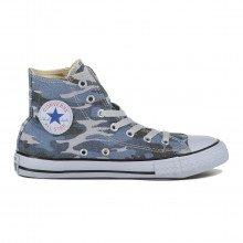 Converse 660965c Chuck Taylor All Star Hi Denim Bambino Tutte Sneaker Bambino