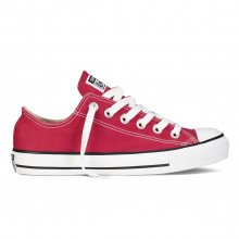 Converse X/m9696 Chuck Taylor All Star Ox Rosse Tutte Sneaker Uomo