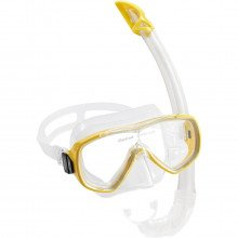 Cressi Dm1010151 Set Maschera+snorkel Onda Mare Maschere E Pinne Subacquea Uomo