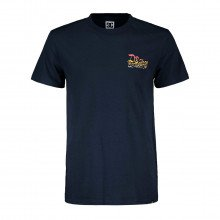 Dc Shoes Adyzt04931 T-shirt Shady Ways Street Style Uomo