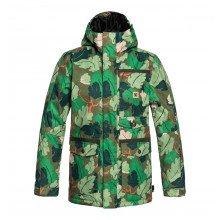 Dc Shoes Edbtj03026 Giacca Servo Bambino Abbigliamento Snowboard Bambino